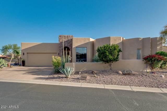8433 E Canyon Estates Circle, Gold Canyon, AZ 85118 (MLS #6216322) :: Yost Realty Group at RE/MAX Casa Grande