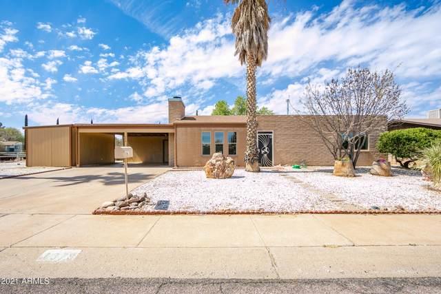 4379 Camino Del Norte, Sierra Vista, AZ 85635 (MLS #6216330) :: Yost Realty Group at RE/MAX Casa Grande
