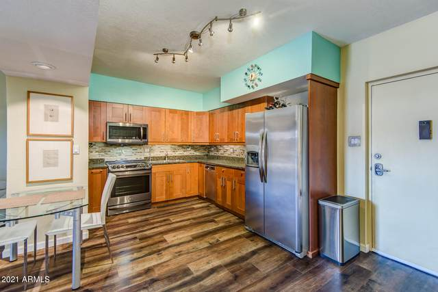 357 E Thomas Road A101, Phoenix, AZ 85012 (MLS #6216341) :: The Property Partners at eXp Realty