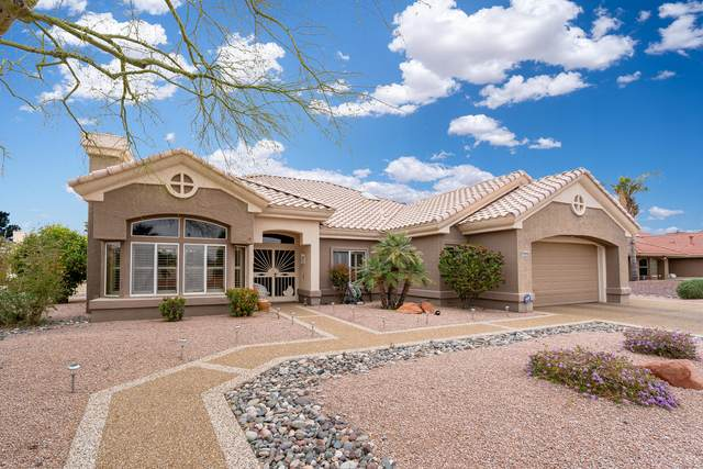 14401 W Huron Drive, Sun City West, AZ 85375 (MLS #6216343) :: Yost Realty Group at RE/MAX Casa Grande