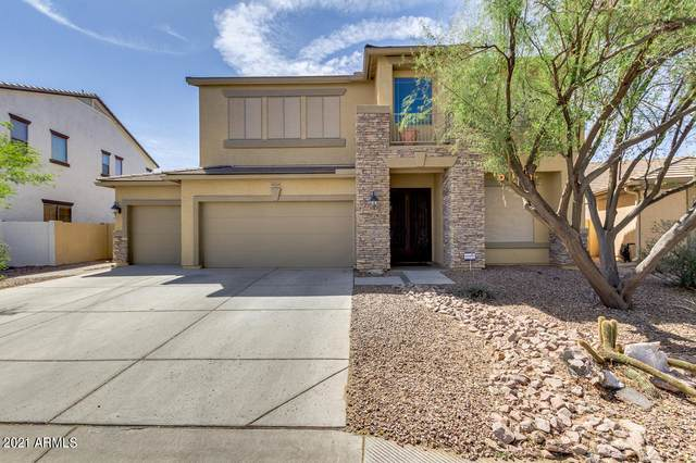 45269 W Jack Rabbit Trail, Maricopa, AZ 85139 (MLS #6216362) :: The Daniel Montez Real Estate Group