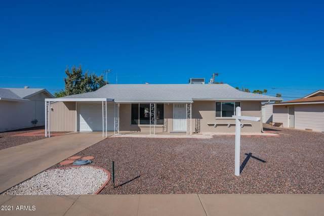 12420 N Riviera Drive, Sun City, AZ 85351 (MLS #6216365) :: Yost Realty Group at RE/MAX Casa Grande