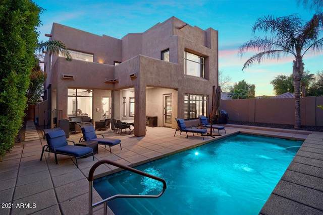 8374 E Joshua Tree Lane, Scottsdale, AZ 85250 (MLS #6216376) :: The Newman Team
