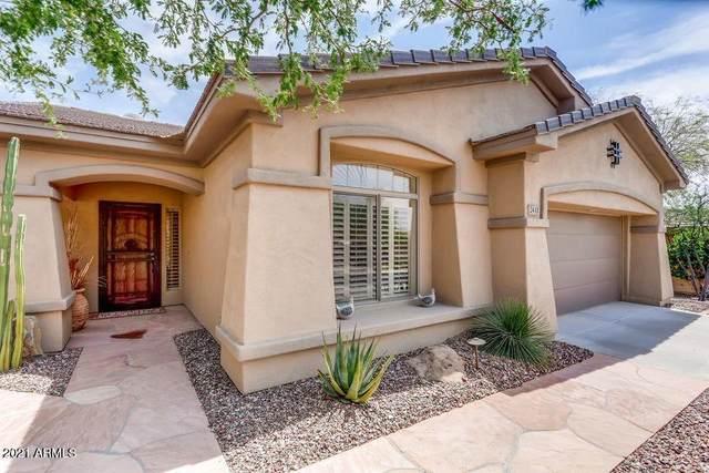 2433 W Myopia Drive, Anthem, AZ 85086 (MLS #6216395) :: Maison DeBlanc Real Estate