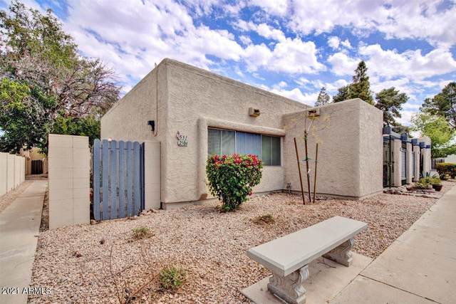551 S Allred Drive, Tempe, AZ 85281 (MLS #6216397) :: The Carin Nguyen Team
