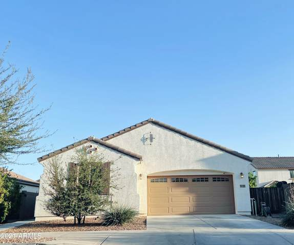21123 E Cherrywood Drive, Queen Creek, AZ 85142 (MLS #6216418) :: Yost Realty Group at RE/MAX Casa Grande