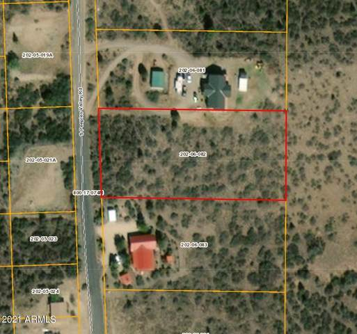 18129 S Peeples Valley Road, Peeples Valley, AZ 86332 (MLS #6216451) :: ASAP Realty
