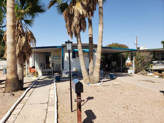 634 S 93RD Street, Mesa, AZ 85208 (MLS #6216458) :: The Luna Team