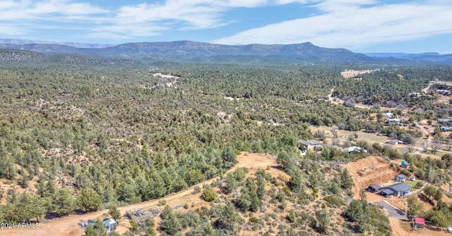TBD N Lonesome Dove Trail, Star Valley, AZ 85541 (MLS #6216480) :: The Newman Team