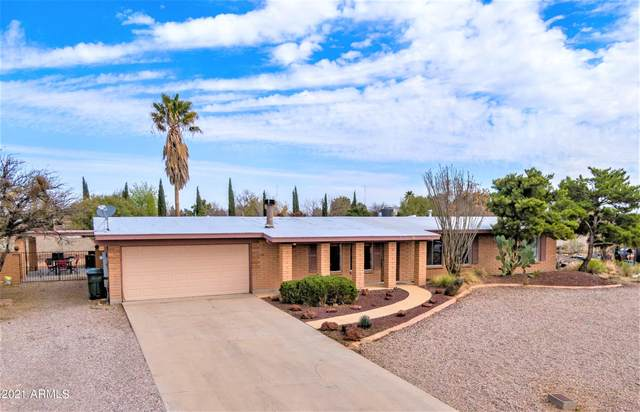 2011 Lara Drive, Sierra Vista, AZ 85635 (MLS #6216488) :: Yost Realty Group at RE/MAX Casa Grande