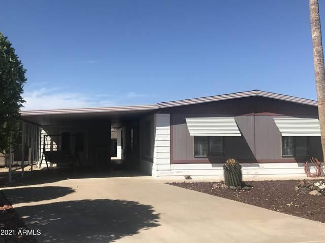 2607 N Duffus Court, Mesa, AZ 85215 (MLS #6216502) :: Yost Realty Group at RE/MAX Casa Grande
