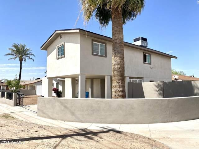 2012 E Roeser Road, Phoenix, AZ 85040 (MLS #6216524) :: Yost Realty Group at RE/MAX Casa Grande