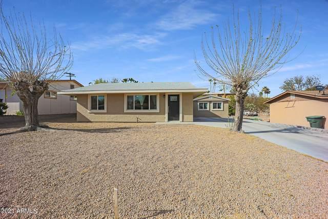 470 N Oxbow Drive, Wickenburg, AZ 85390 (MLS #6216530) :: Yost Realty Group at RE/MAX Casa Grande