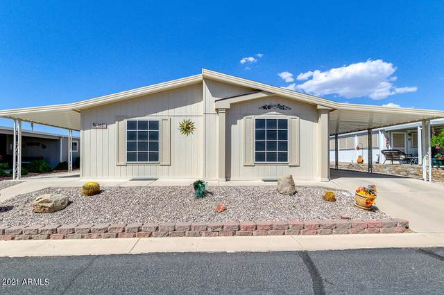 2400 E Baseline Avenue #168, Apache Junction, AZ 85119 (MLS #6216544) :: Yost Realty Group at RE/MAX Casa Grande
