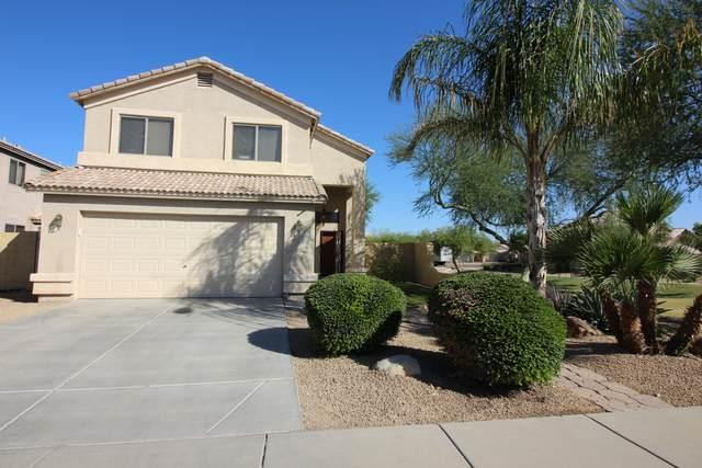 15130 W Melvin Street, Goodyear, AZ 85338 (MLS #6216547) :: Maison DeBlanc Real Estate