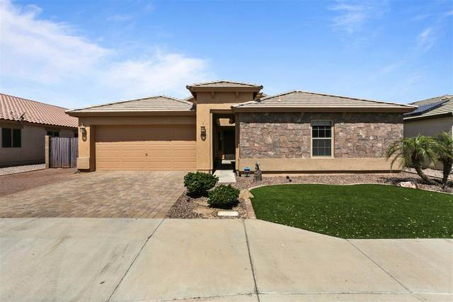 25256 W Darrel Drive, Buckeye, AZ 85326 (MLS #6216555) :: Yost Realty Group at RE/MAX Casa Grande