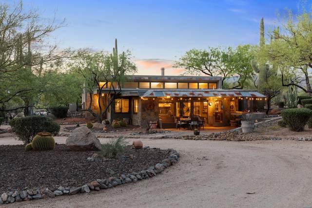 6824 E La Salle Road, Cave Creek, AZ 85331 (MLS #6216569) :: The Dobbins Team