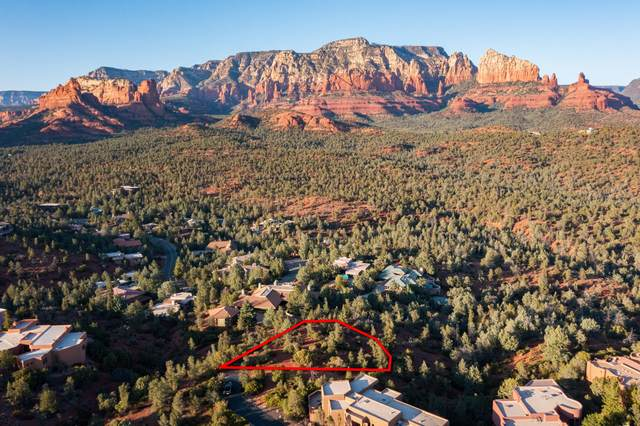 208 Calle Francesca - Lot 57, Sedona, AZ 86336 (MLS #6216596) :: Kepple Real Estate Group