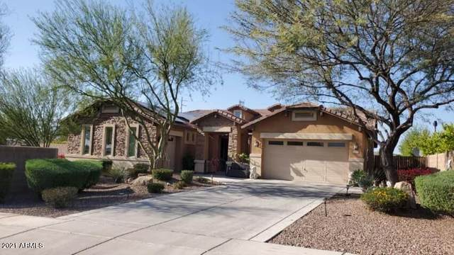 6622 W Leiber Place, Glendale, AZ 85310 (MLS #6216600) :: Yost Realty Group at RE/MAX Casa Grande
