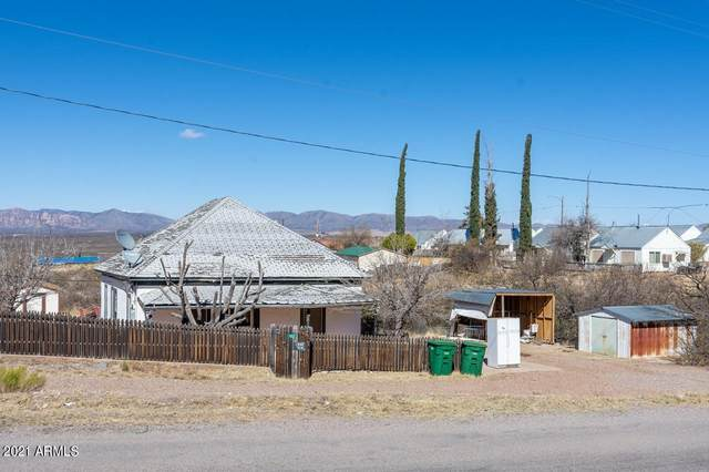 102 E Bruce Street, Tombstone, AZ 85638 (#6216610) :: Luxury Group - Realty Executives Arizona Properties