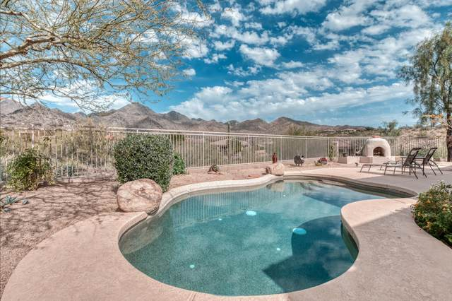 10918 E Salt Bush Drive, Scottsdale, AZ 85255 (MLS #6216614) :: Yost Realty Group at RE/MAX Casa Grande