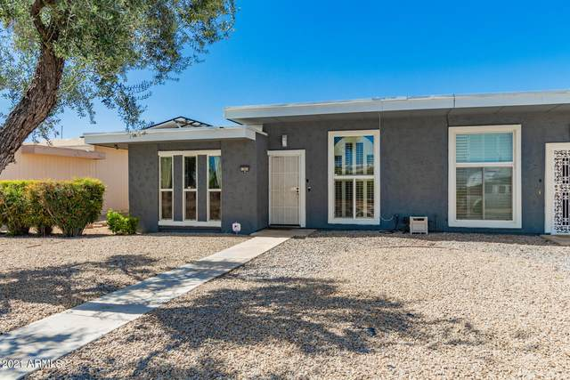 13830 N Buccaneer Way, Sun City, AZ 85351 (MLS #6216636) :: My Home Group