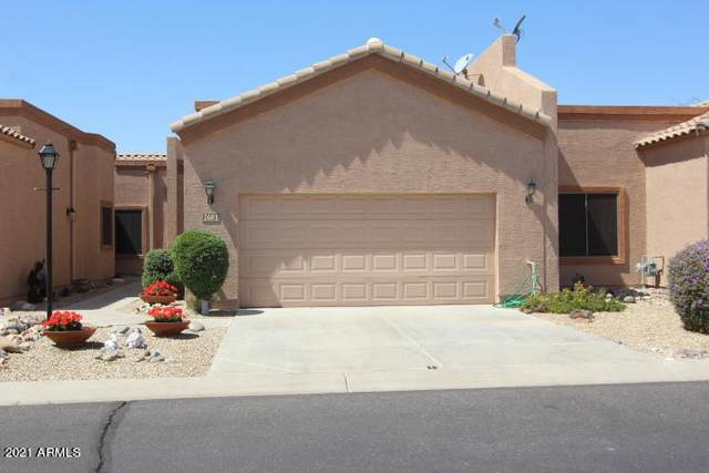 18650 N 91ST Avenue #2601, Peoria, AZ 85382 (MLS #6216668) :: The Carin Nguyen Team