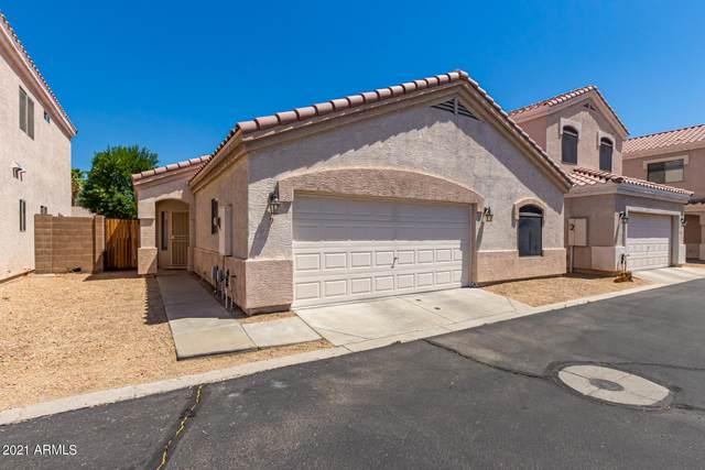 1750 W Union Hills Drive #9, Phoenix, AZ 85027 (#6216669) :: Luxury Group - Realty Executives Arizona Properties
