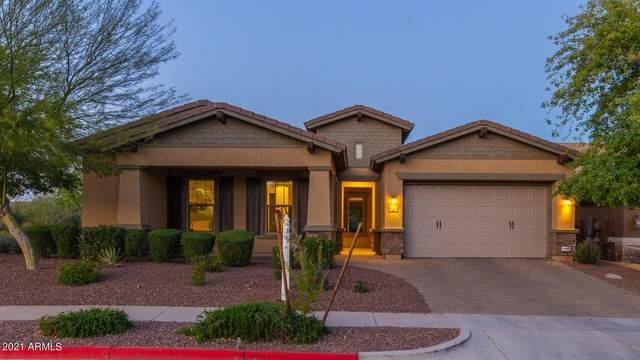 3271 N Black Rock Road, Buckeye, AZ 85396 (MLS #6216671) :: Long Realty West Valley