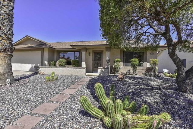 13506 W Gable Hill Drive, Sun City West, AZ 85375 (MLS #6216686) :: The Daniel Montez Real Estate Group