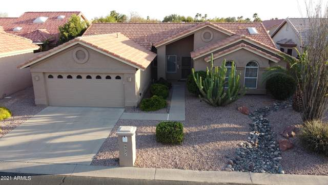 9521 E Arrowvale Drive #32, Sun Lakes, AZ 85248 (MLS #6216694) :: Yost Realty Group at RE/MAX Casa Grande