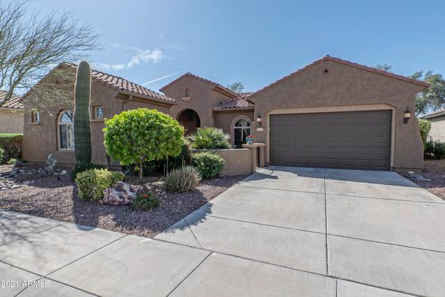 26441 W Escuda Drive, Buckeye, AZ 85396 (MLS #6216718) :: Yost Realty Group at RE/MAX Casa Grande