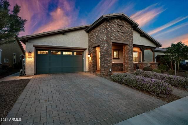 20624 W Minnezona Avenue, Buckeye, AZ 85396 (MLS #6216737) :: Long Realty West Valley