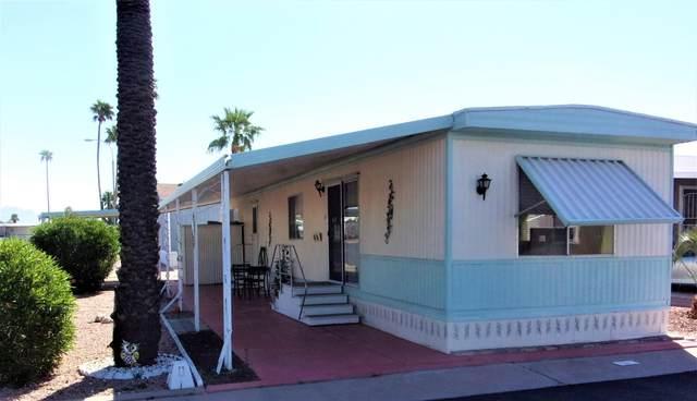 7807 Main Street D-1, Mesa, AZ 85207 (MLS #6216739) :: My Home Group
