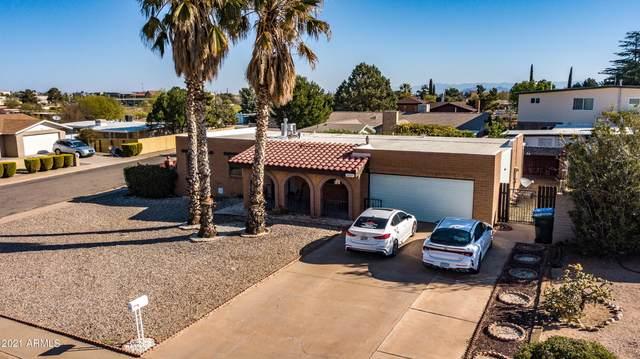 4365 Monarch Drive, Sierra Vista, AZ 85635 (MLS #6216758) :: Yost Realty Group at RE/MAX Casa Grande