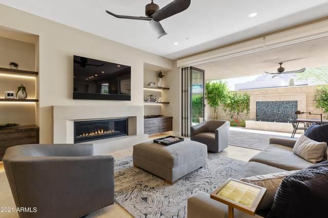 5583 E Arroyo Verde Drive, Paradise Valley, AZ 85253 (MLS #6216782) :: The Daniel Montez Real Estate Group