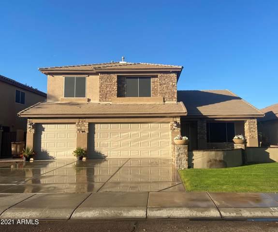 8186 W Quail Avenue, Peoria, AZ 85382 (MLS #6216787) :: Yost Realty Group at RE/MAX Casa Grande