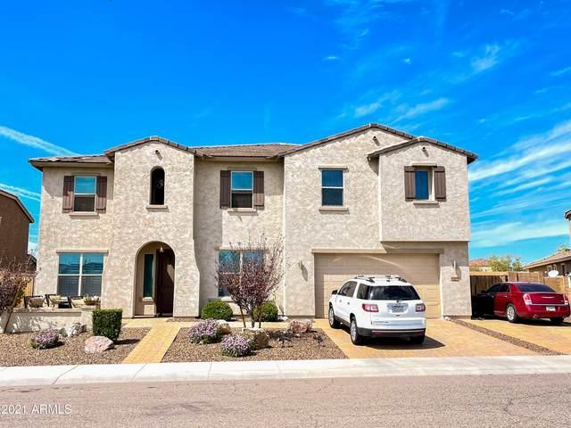 22434 N 94TH Lane, Peoria, AZ 85383 (MLS #6216793) :: Yost Realty Group at RE/MAX Casa Grande