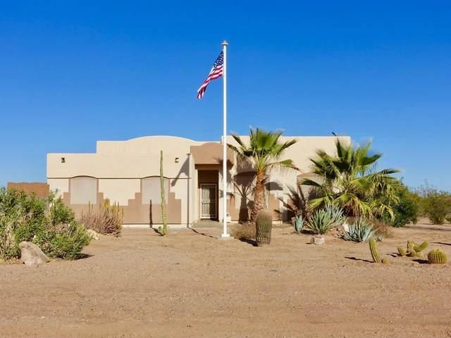 28511 N 223rd Avenue, Wittmann, AZ 85361 (MLS #6216795) :: Long Realty West Valley