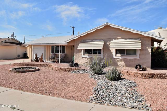 12420 N Cherry Hills Drive W, Sun City, AZ 85351 (MLS #6216828) :: Howe Realty