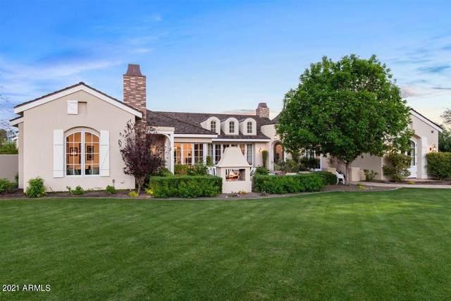 5001 N Tamanar Way, Paradise Valley, AZ 85253 (MLS #6216833) :: The Daniel Montez Real Estate Group