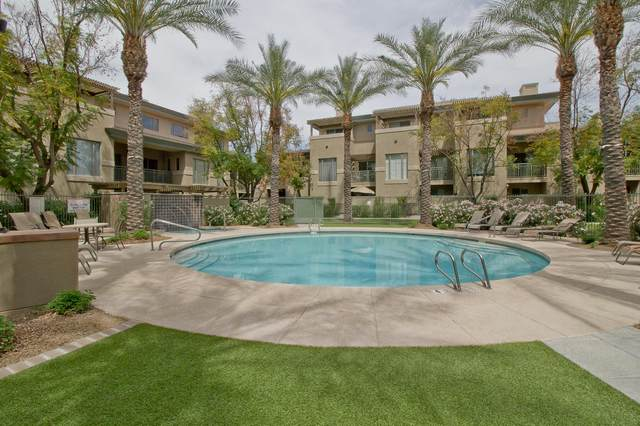 815 E Rose Lane #120, Phoenix, AZ 85014 (MLS #6216854) :: Yost Realty Group at RE/MAX Casa Grande