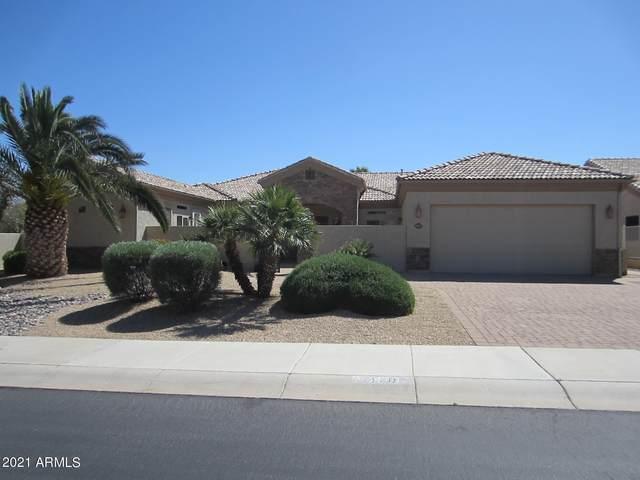 14707 W Black Gold Court, Sun City West, AZ 85375 (MLS #6216860) :: Maison DeBlanc Real Estate