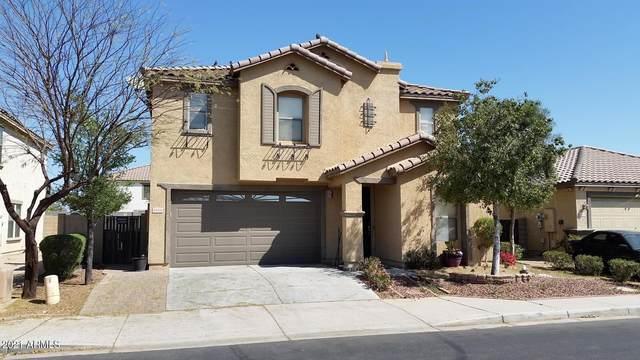 25854 W Nancy Lane W, Buckeye, AZ 85326 (MLS #6216865) :: Yost Realty Group at RE/MAX Casa Grande
