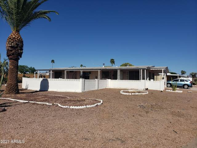 7702 E Calypso Avenue, Mesa, AZ 85208 (MLS #6216871) :: Conway Real Estate