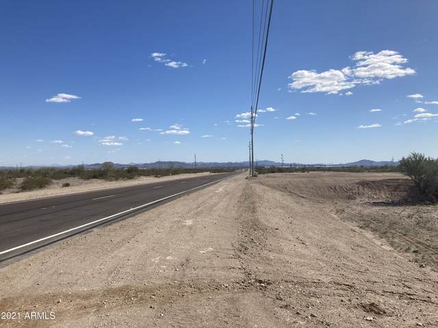 0 N Miller Road, Buckeye, AZ 85396 (MLS #6216913) :: Long Realty West Valley