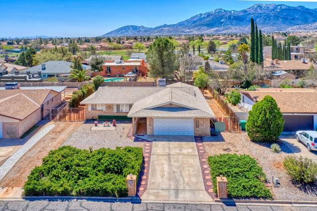 3018 Oakmont Drive, Sierra Vista, AZ 85650 (MLS #6216921) :: The Riddle Group