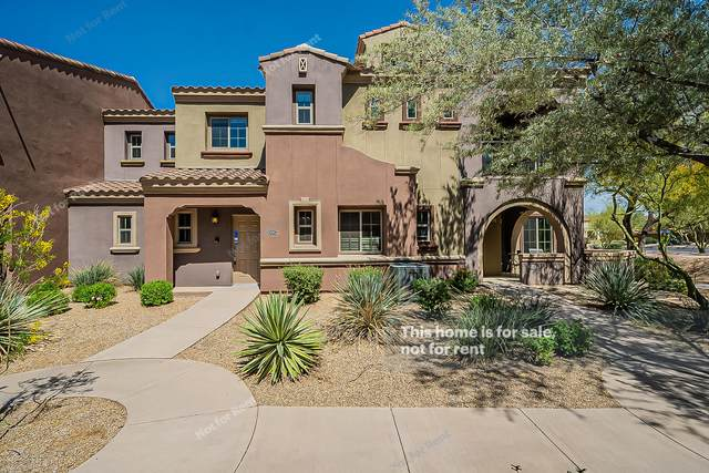 3935 E Rough Rider Road #1242, Phoenix, AZ 85050 (MLS #6216929) :: Devor Real Estate Associates