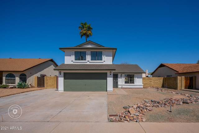 3922 W Calle Lejos, Glendale, AZ 85310 (MLS #6216941) :: Yost Realty Group at RE/MAX Casa Grande