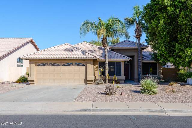 4144 E Stanford Avenue, Gilbert, AZ 85234 (MLS #6216956) :: The Dobbins Team